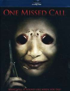 amazon México: One Missed Call [Blu-ray]