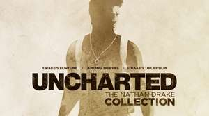Boxdeal: Descarga Digital Uncharted Nathan Drake Collection para PlayStation 4 USD 22.49 (Aprox $427 MXN)