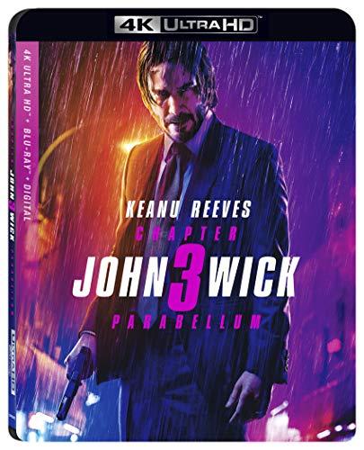 Amazon: John Wick Chapter 3: Parabellum (BR 4K + BR)