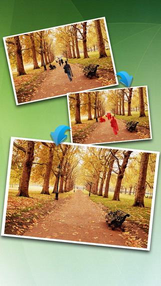 Aplicación Photo Eraser para borrar cosas de las fotos que no nos gusten APPSTORE