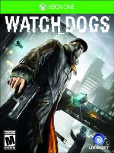 Amazon MX: Watch Dogs para Xbox One a $399