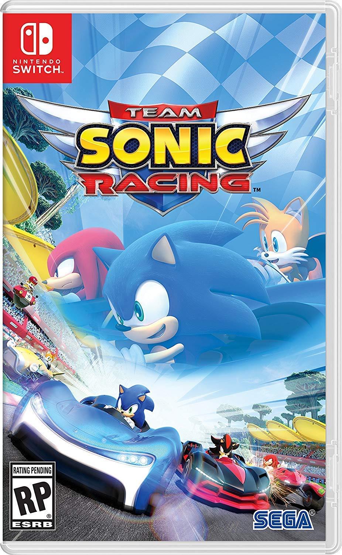 Amazon: Team Sonic Racing para Nintendo Switch
