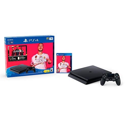 Amazon: Consola PlayStation 4 1TB con juego FIFA 2020 - Bundle Edition