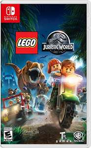 Amazon: Lego Jurassic World - Nintendo Switch