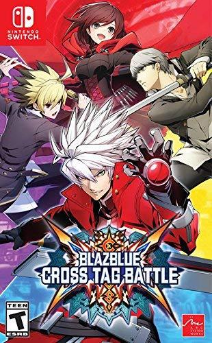 Amazon: BlazBlue: Cross Tag Battle for Nintendo Switch - Standard Edition