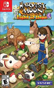 Amazon: Harvest Moon: Light of Hope Special Edition - Nintendo Switch