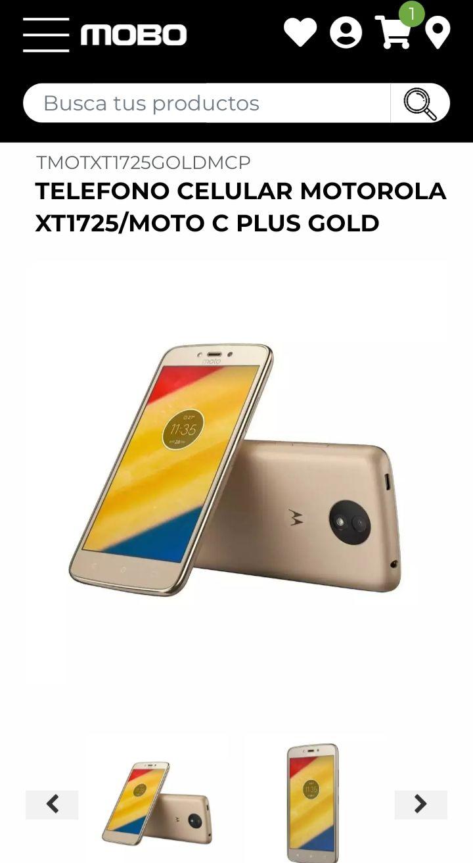 Mobo: Moto C Plus