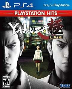 Amazon: Yakuza Kiwami para PS4