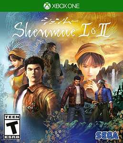 Amazon: SHENMUE 1 Y 2 XBOX ONE