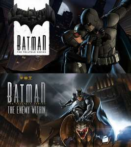 Nintendo eShop: Batman The Enemy Within y Batman The Telltale Series para Nintendo Switch a $67 c/u