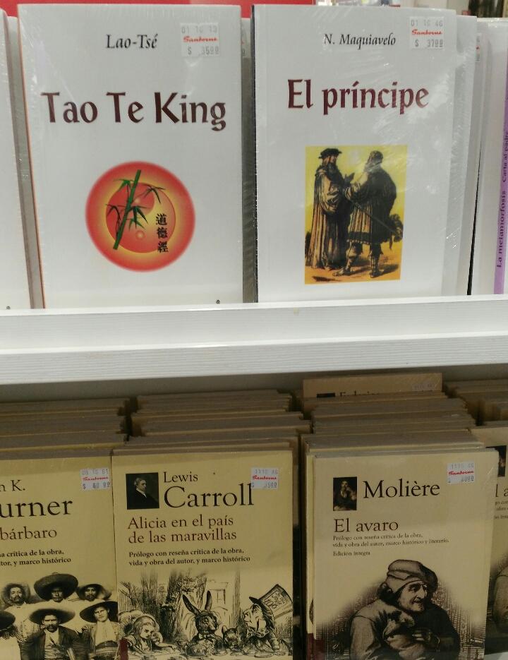 Sanborns: Libros clásicos desde $35 pesos