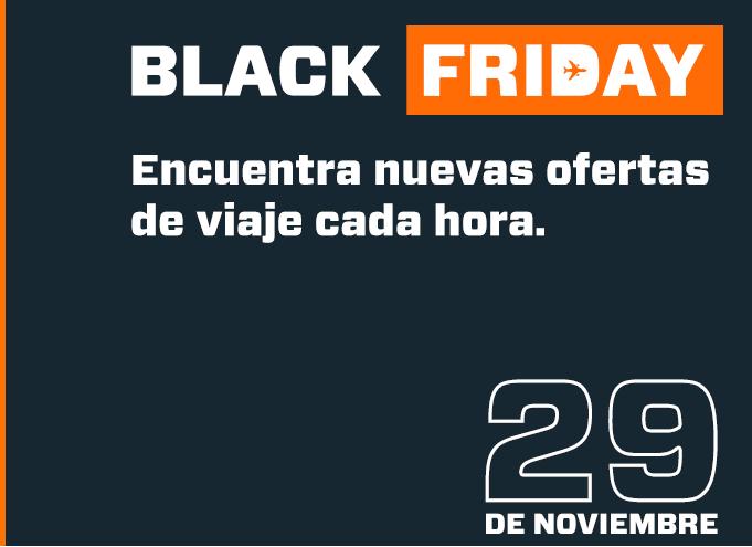 Black Friday Kayak: ofertas en vuelos
