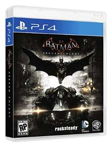 Amazon USA: Warner Bros Batman Arkham Knight para PlayStation 4 Standard Edition a $479.33