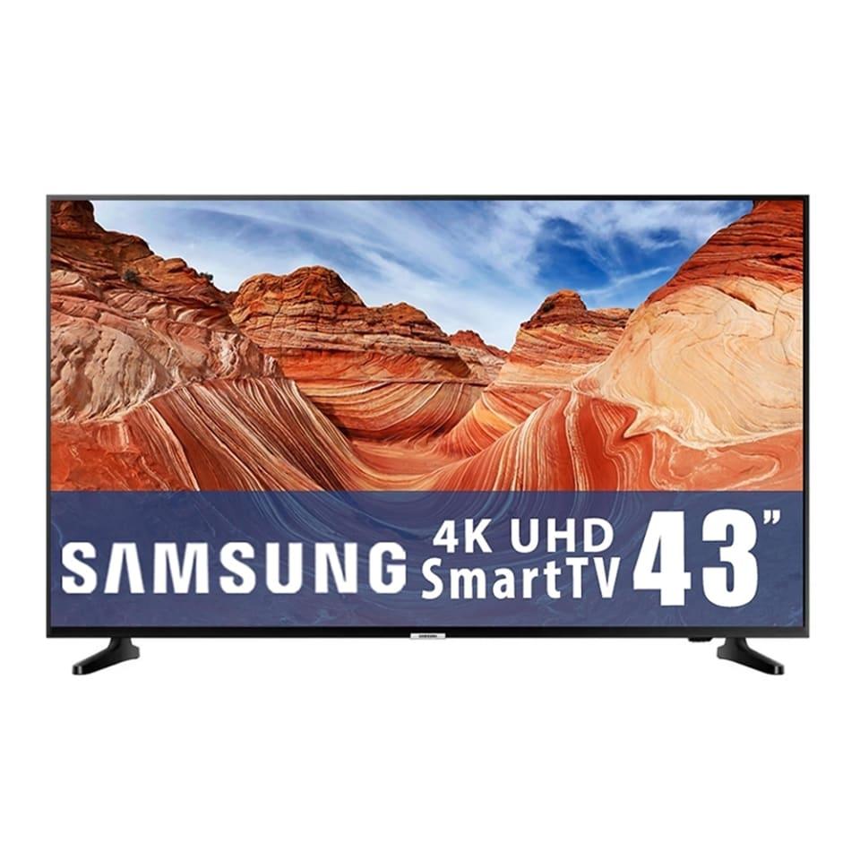 """Walmart: Samsung 43"""" UHD 4k reacondicionada 2018"""