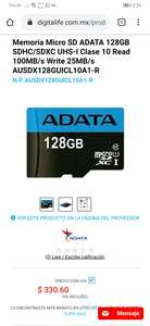 digitalife Memoria micro sd 128 GB Adata