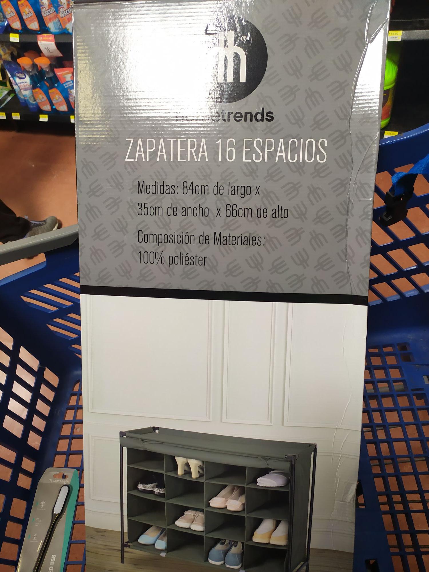 Madriguera Walmart: Zapatera Hometrends