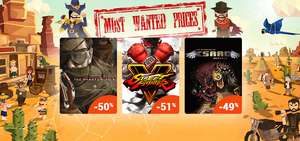 G2A Weekly Sale: Saints Row 2 + Saints Row The third + Risen 2: Dark waters + Sacred 2 gold bundle steam x $60.83