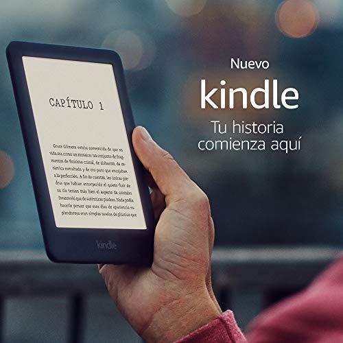 Amazon: Kindle con luz frontal
