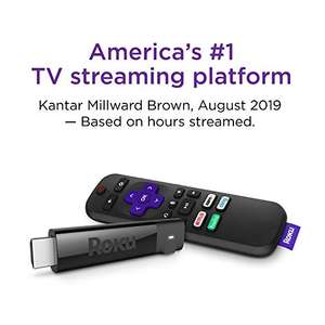 Amazon: Roku Streaming Stick+ (HD/4K/HDR)