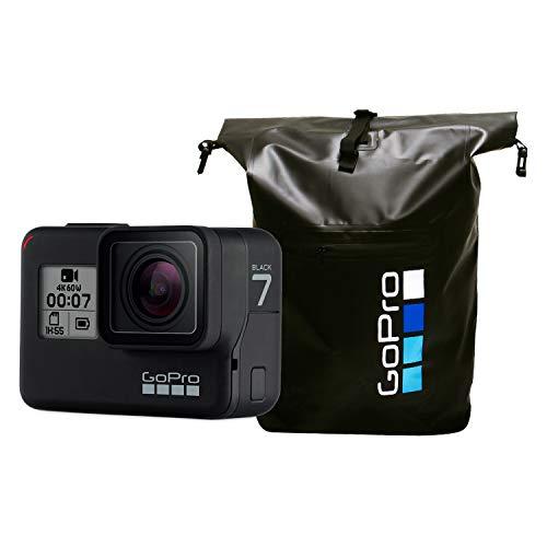 Amazon: Black Friday - GoPro Bundle Hero 7 Black + Mochila Impermeable 30L