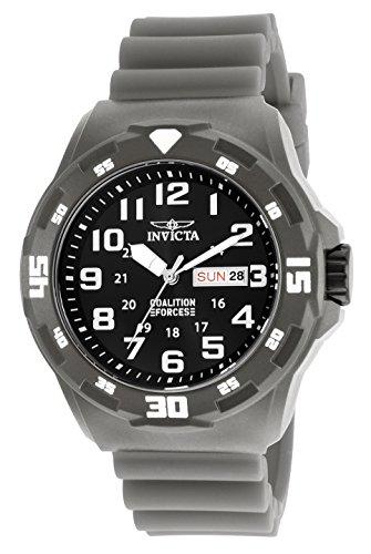 Amazon: Reloj Invicta Coalition Forces para Hombres 45mm, cubierta de Zafiro