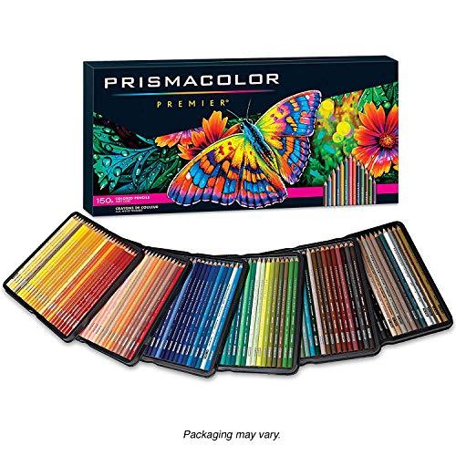 Amazon: Prismacolor Premier - caja 150 lápices de colores