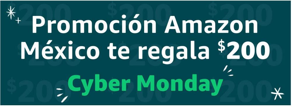 Amazon: Amazon te regala $200 pesos de descuento en compra mínima de 600 (LINK DIRECTO EN LA DESCRIPCIÓN)