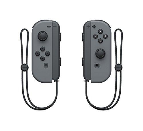 Amazon Black Friday: controles Joy-Con Nintendo Switch color gris