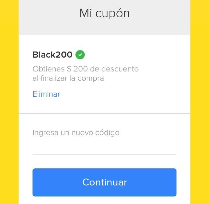 Black Friday en Mercado Libre : Nuevo cupón de descuento (Nov 28 - 29)