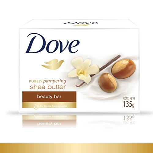 Amazon: Dove Jabón corporal de tocador, 135 g comprando 6 pzas.