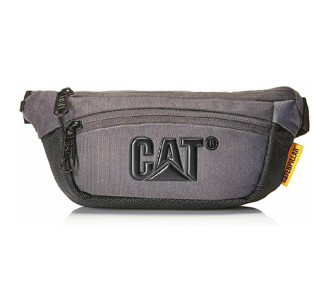 Amazon: Cangurera CAT al 2x1 ($288 c/u) Disponible en Gris y Negra.