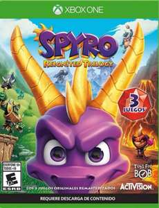 Walmart: Spyro Reignited - Xbox One