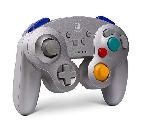 Amazon: PowerA Wireless Controller for Nintendo Switch - GameCube Style