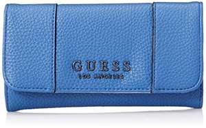 Amazon: Cartera guess color cobalto