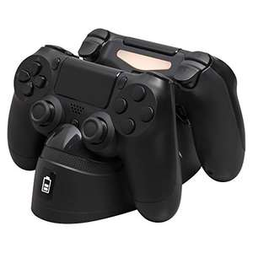 Amazon: HyperX Chargeplay Duo - Estación de Carga para controles Playstation 4