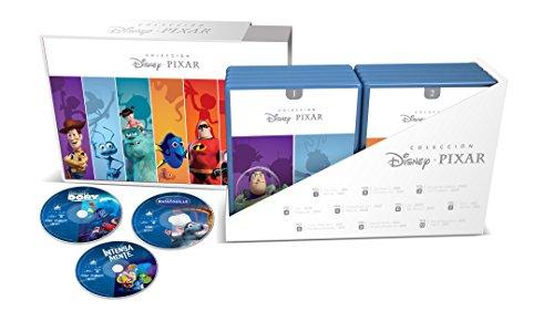Amazon: Colección Disney-Pixar (20 Blu-Rays)