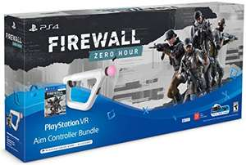 Amazon: Aim Controller + Firewall Zero Hour - PlayStation VR