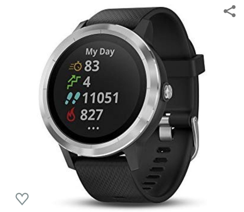 Amazon: Garmin Vívoactive 3 Reloj inteligente con GPS