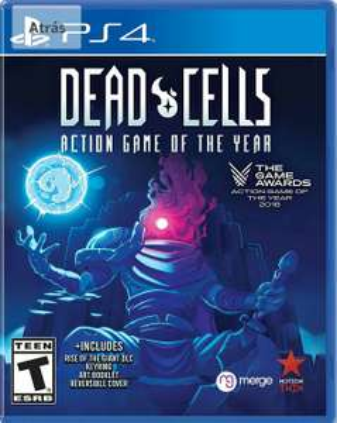Amazon: Dead Cells para PS4.
