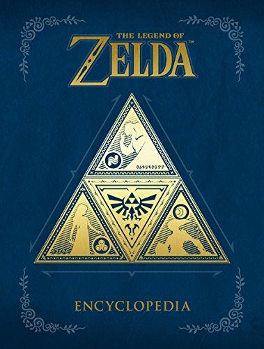 Amazon MX: The Legend of Zelda Encyclopedia