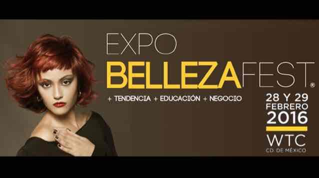 50 invitaciones para Expo Belleza Fest - 28 y 29 Febrero WTC - México D.F.
