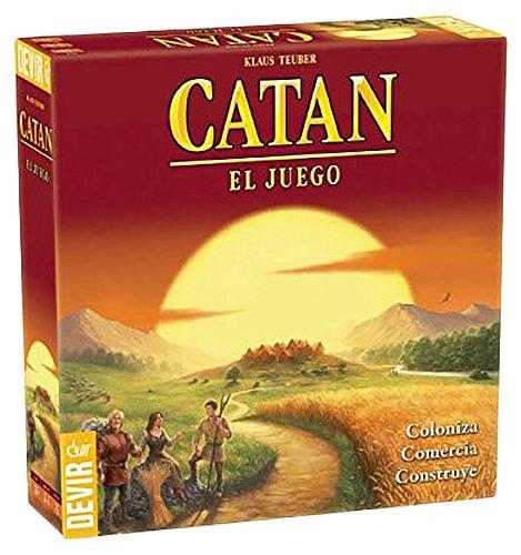 Amazon: CATAN - JUEGO DE MESA (3X2)