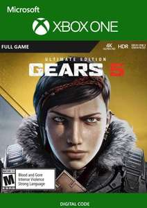 G2A: Gears 5 Ultimate Edition XBOX One/PC