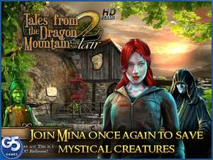 AppStore Juego de Tales from the Dragon Montain: the Lair HD full. GRATIS TIEMPO LIMITADO
