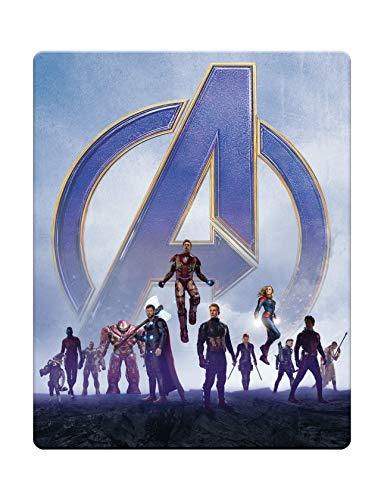 Avengers Endgame Steelbook