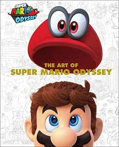 Amazon: Libro Super Mario Odyssey con Prime