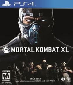 Mixup: Mortal Kombat XL PS4 o Xbox a $199 (en tienda u online)