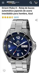 Amazon: Orient Mako 2x1