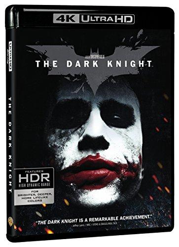 Amazon: Batman El Caballero de la Noche (4K + Blu-ray)