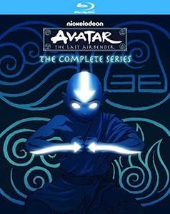 Amazon: Avatar - The Last Airbender: la serie completa [Blu-ray]